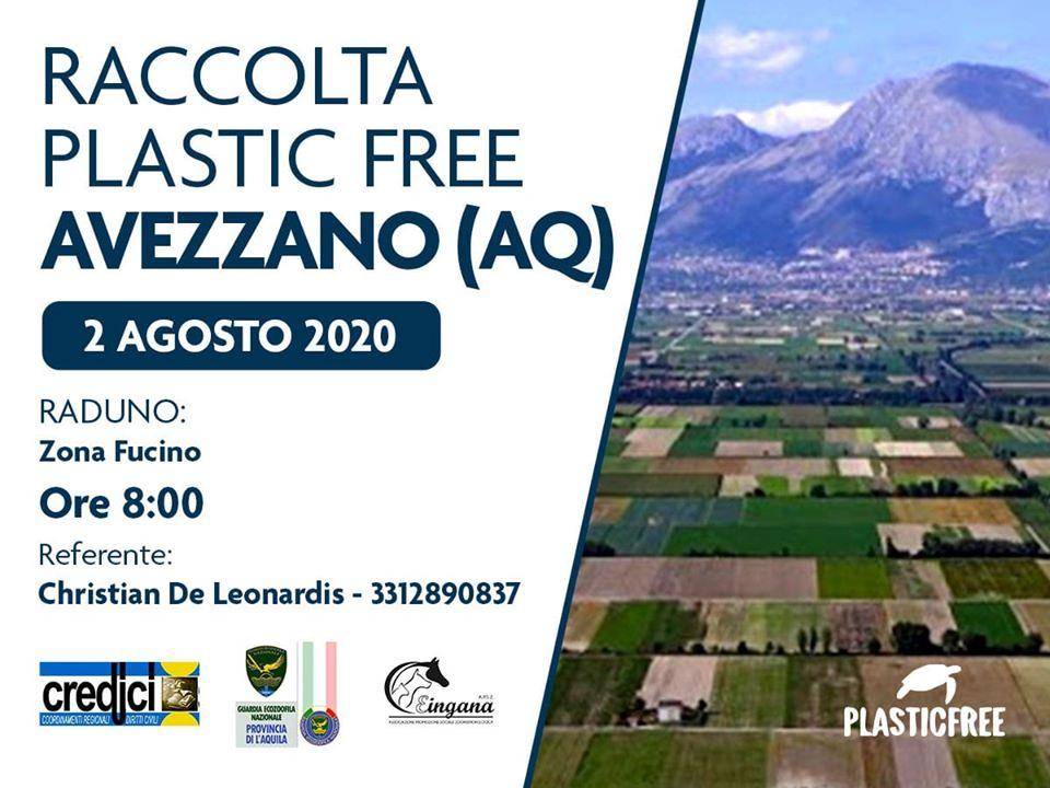 Giornata ecologica Plastic Free Avezzano