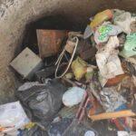 """Centro storico di Celano ripulito dai rifiuti. Sindaco Santilli: """"Sono in corso accertamenti da parte della Polizia Locale"""""""