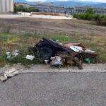 Continua ad Avezzano l'abbandono indiscriminato di rifiuti
