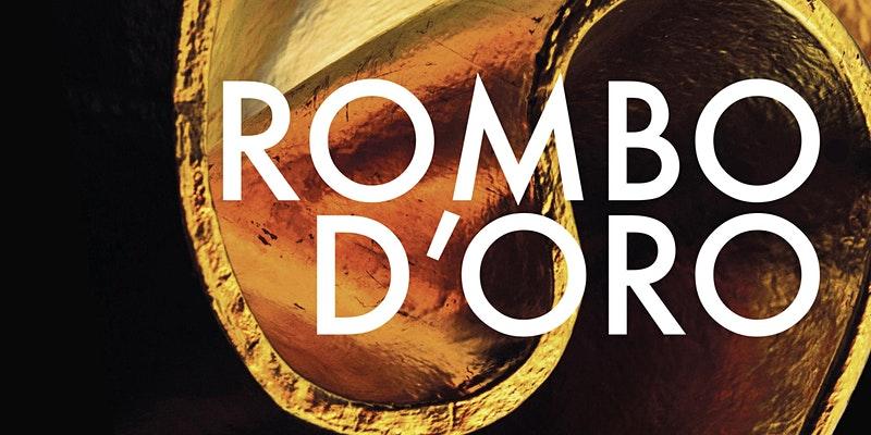 Un rombo d'oro aprirà la quarta edizione del Festival della Piana del Cavaliere