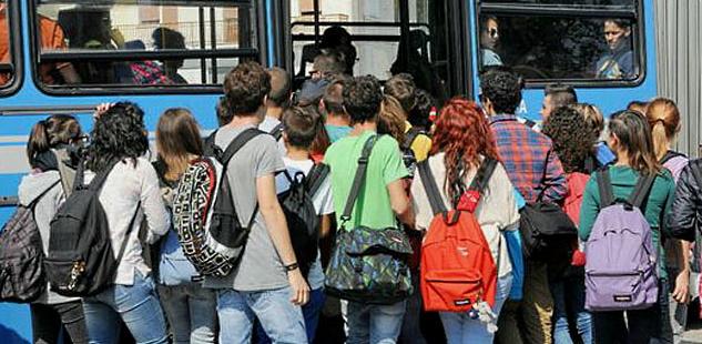 Sconto sugli abbonamenti per gli studenti pendolari per l'anno scolastico 2020/2021