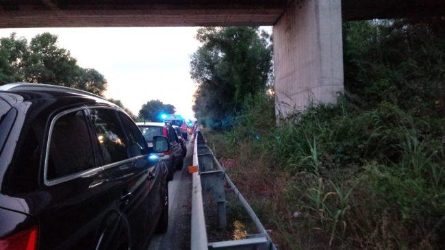 Superstrada Avezzano-Sora, lunghe code per i lavori e segnaletica da migliorare