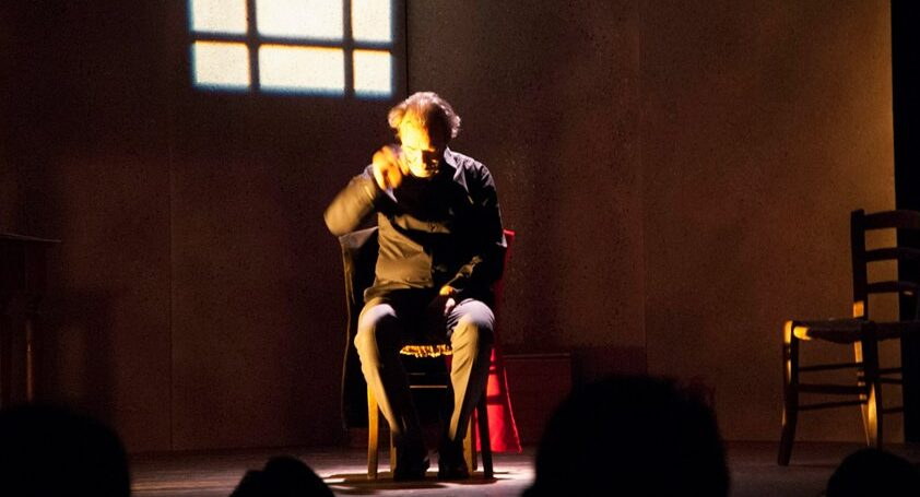 """Il Teatro dei Colori presenta """"Il Segreto"""". Regia e interpretazione di Gabriele Ciaccia"""