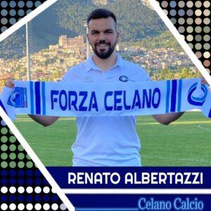 In arrivo due nuovi colpi di mercato per il Celano calcio, ufficializzati Di Fabio e Albertazzi