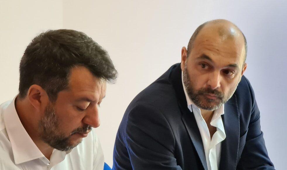"""L'arrivo del leader scalda il cuore di Tiziano Genovesi che richiama """"nei ranghi"""" Forza Italia"""