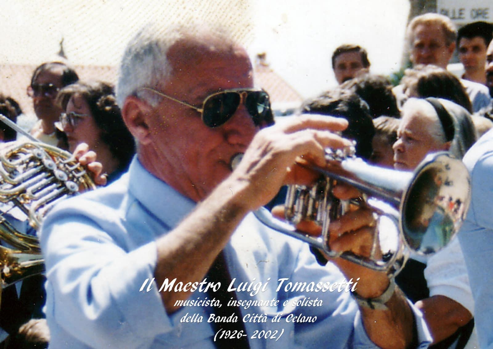 """Celano, al via all'inaugurazione della nuova scuola di musica, Santilli: """" Sarà intitolata a Luigi Tomassetti, solista e storico insegnante della banda di Celano"""""""