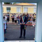 Inaugurata la nuova palestra di Collarmele dedicata a Pasquale Tonelli