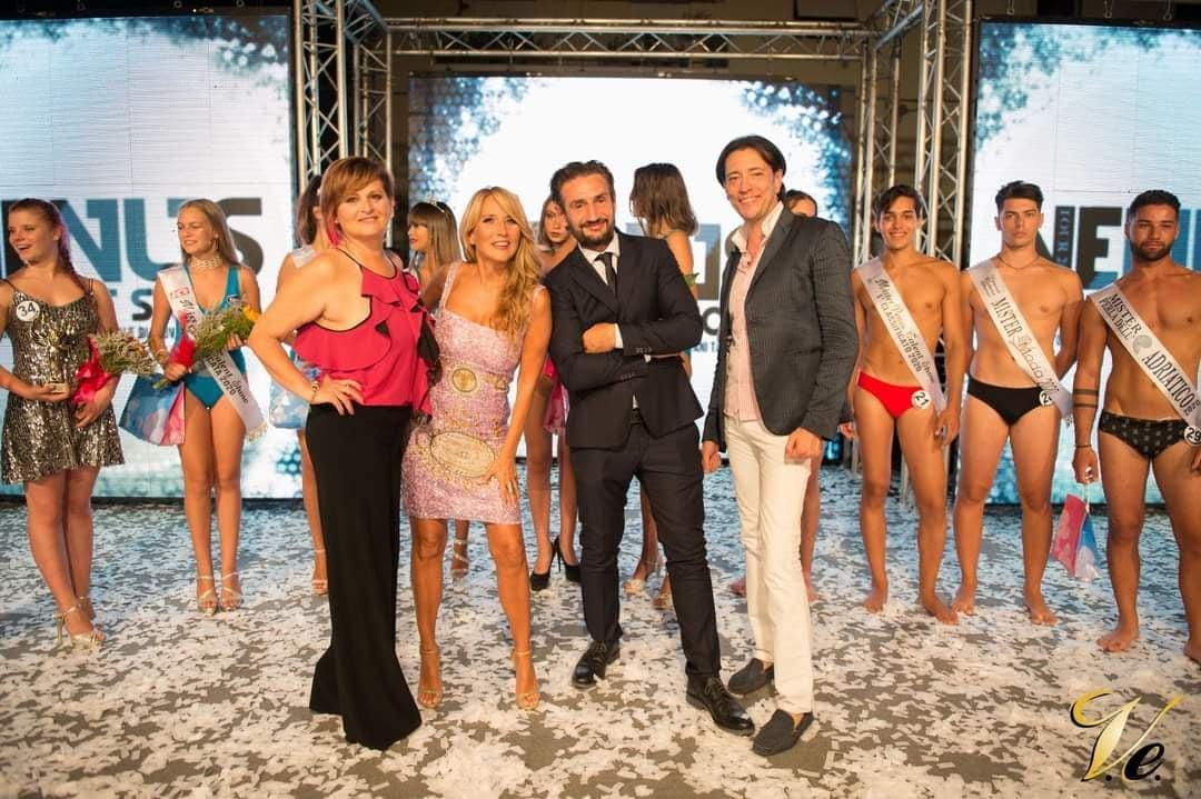 Finale nazionale del Venus Talent Show e Premio Mastro Sino ad Ortona a Mare un nuovo, grande successo