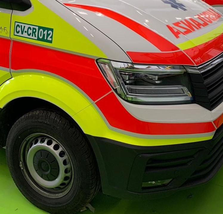 Una nuova ambulanza per la Croce Verde di Civitella Roveto