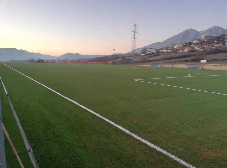 Ufficiale, per la nuova stagione la Sanpelinese giocherà nel nuovo campo sportivo di Antrosano