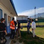 Luco dei Marsi, consegnati i lavori per la ristrutturazione e messa a norma delle strutture del campo sportivo comunale