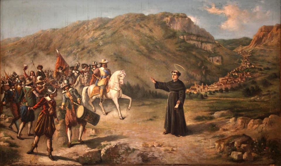Tagliacozzo celebra Sant'Antonio da Padova