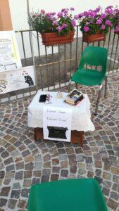 Aielli, grande successo per l'edizione inedita del Caffè letterario di Libert'aria