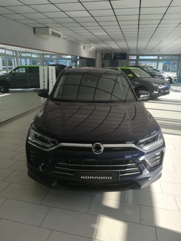 SSANGYONG KORANDO DREAM 1.6D 2WD