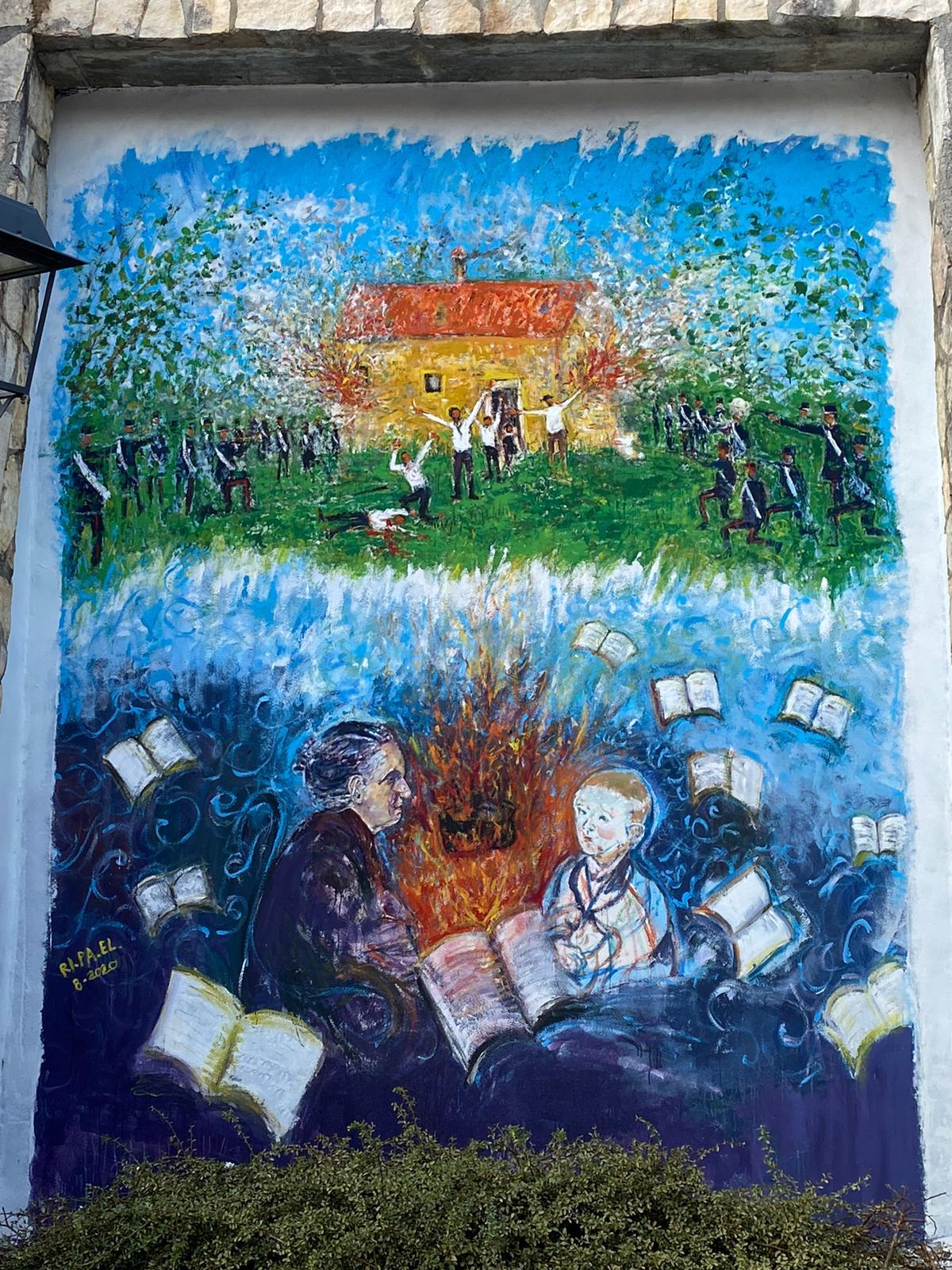 A Sante Marie grande successo per Floreo con writer da tutta Italia