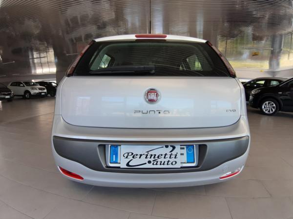 FIAT PUNTO EVO 1.3 MTJ 75 CV