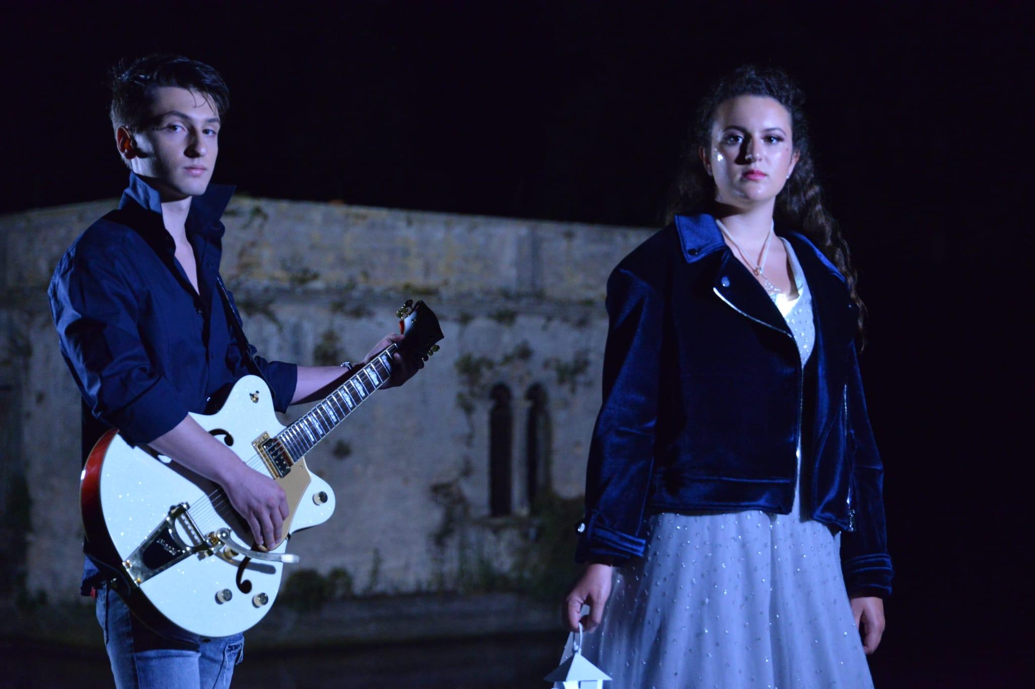 """Il duo avezzanese """"Melody of Confusion"""" parteciperà alle semifinali del Cantagiro 2020 con il singolo """"Ladro di Stelle"""""""