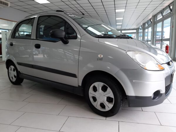 CHEVROLET MATIZ 800S SMILE GPL ECO LOGIC