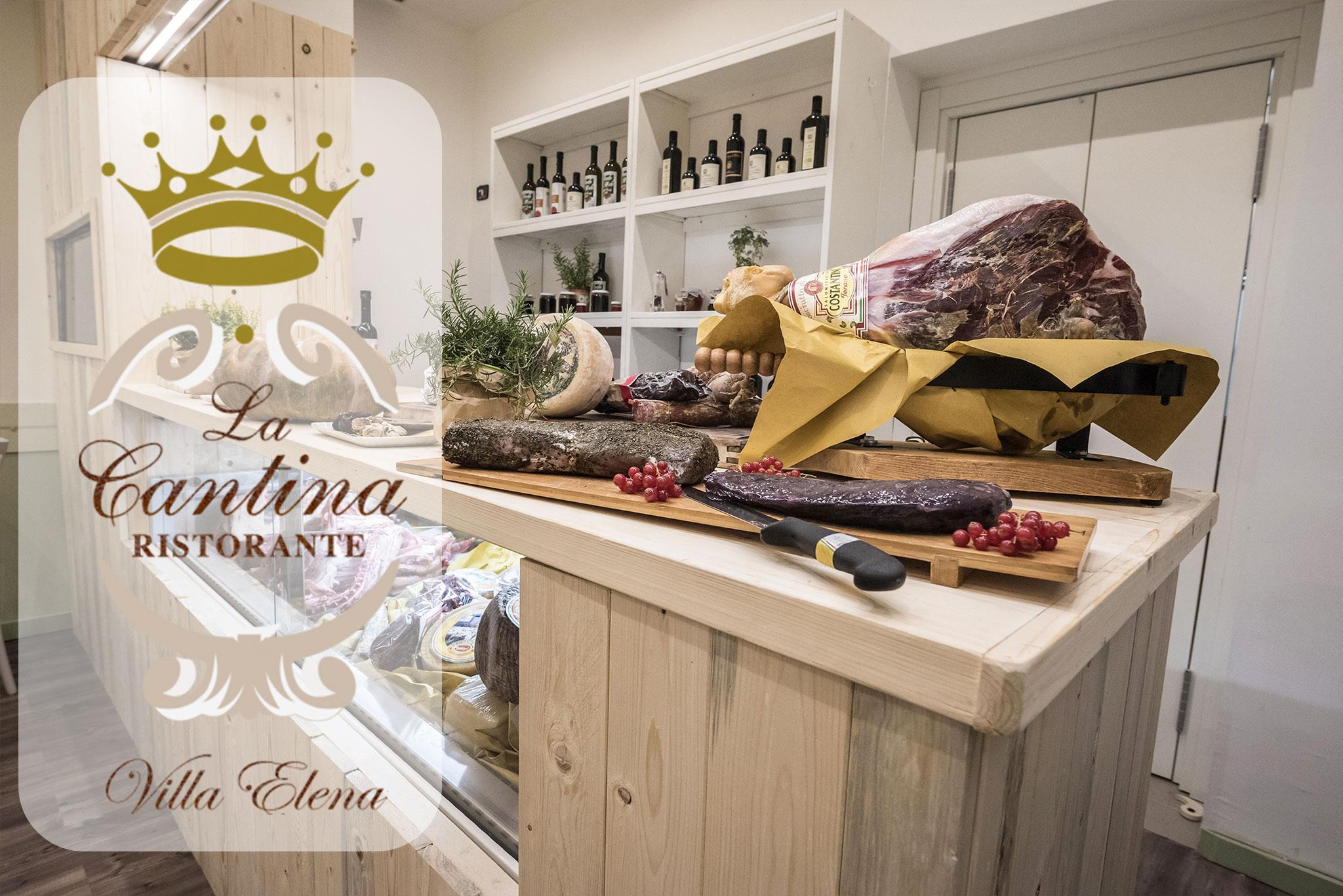 """Ad Avezzano per degustare la Pinsa Romana a pranzo o a cena nel Ristorante """"La Cantina Villa Elena"""""""