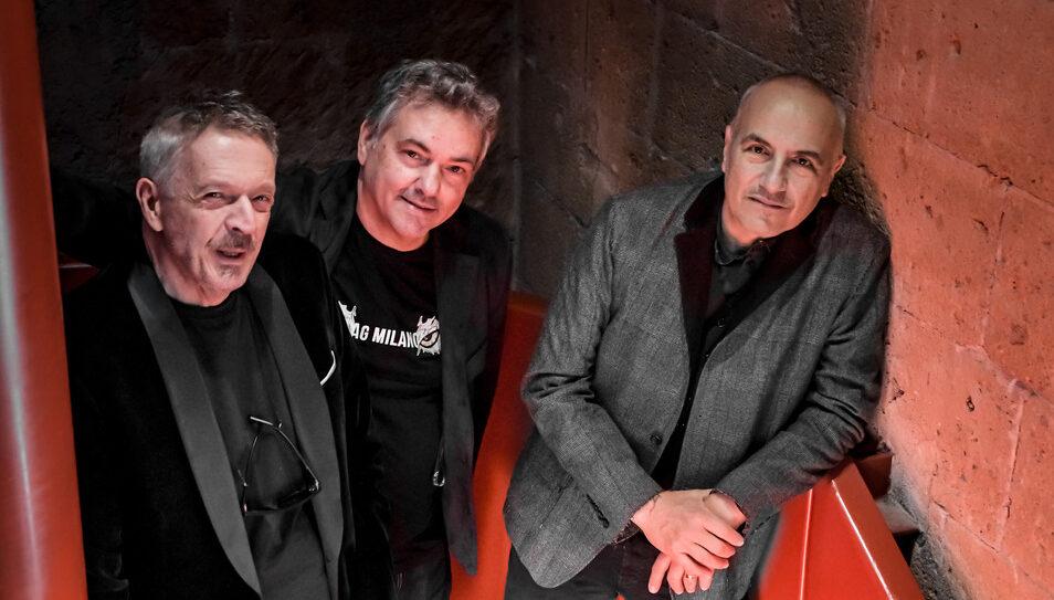 Danilo Rea, Massimo Moriconi e Alfredo Golino: un trio straordinario per gli 80 anni di mina a Tagliacozzo Festival