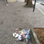Avezzano, rifiuti abbandonati in ogni dove, monta la protesta sui social