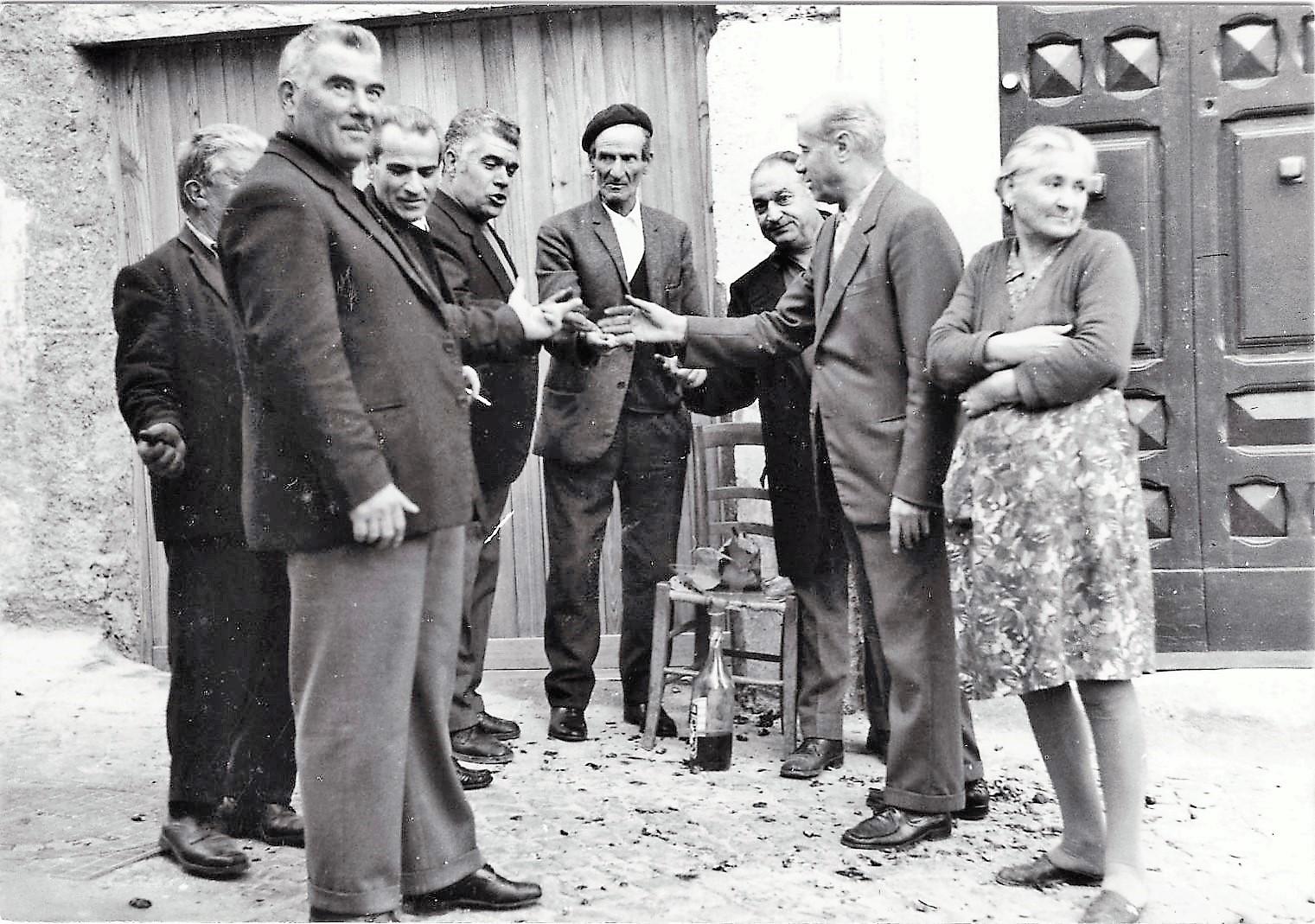 Sante Marie fra emigrazione, denatalità e declino nel XX secolo