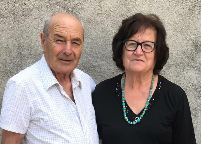 Nozze d'Oro, i coniugi Marco De Laurentiis e Solitea Mariani festeggiano 50 anni di matrimonio