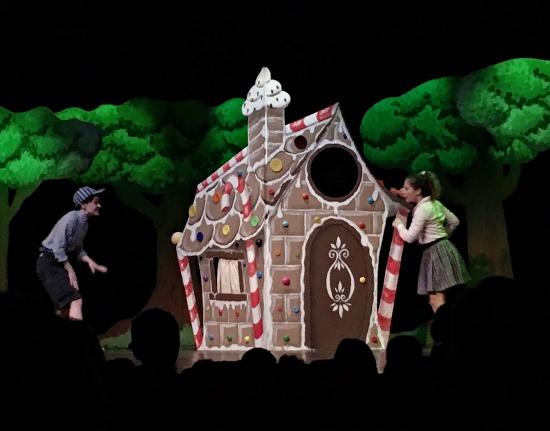 Hansel e Gretel. Spettacolo per bambini a Balsorano