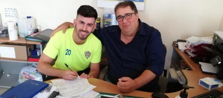 Pucetta, ufficiale il ritorno in gialloblù dell'attaccante Luca Morgante
