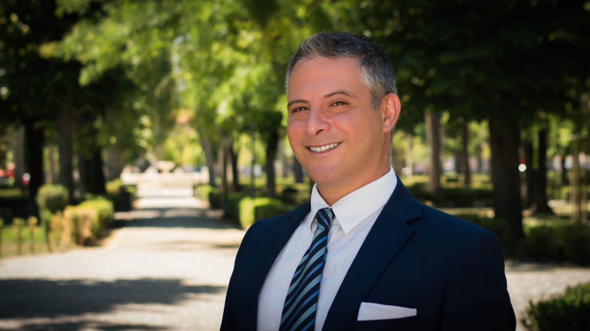 Elezioni Avezzano, i propositi di Milo Di Battista, candidato con la lista Riformisti per Avezzano nella coalizione che sostiene Gianni Di Pangrazio