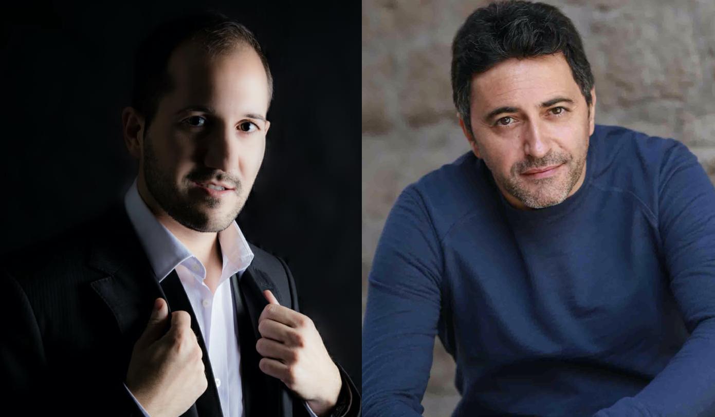 """Corrado Oddi e Seven Arts in """"Pagine da Musical"""""""