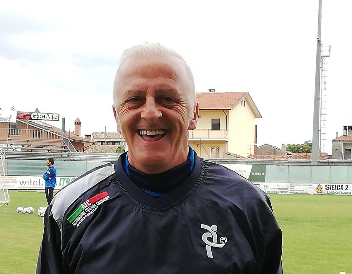 Vittorio Scafati entra a far parte degli istruttori della Scuola Calcio