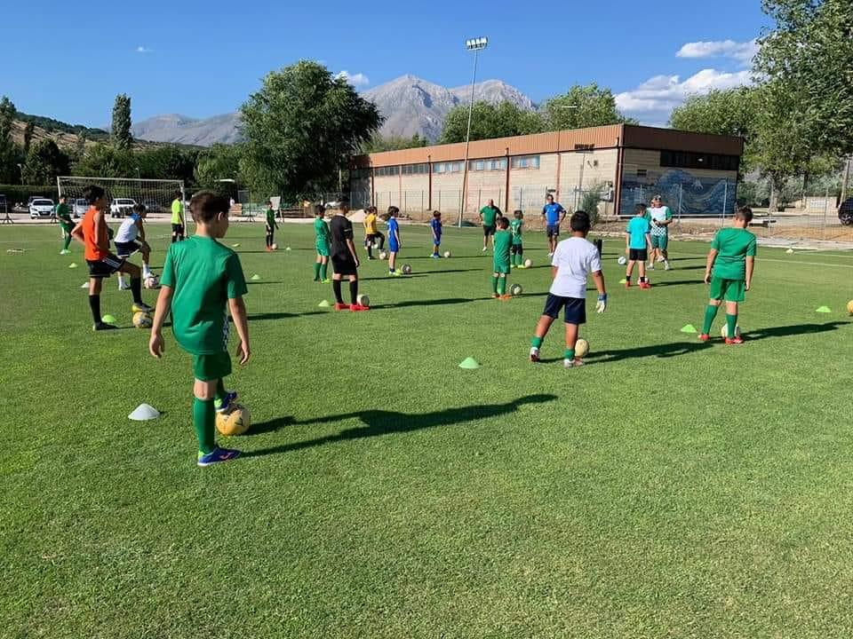 Il 31 agosto riparte la scuola calcio dell'Avezzano: le iscrizioni sono aperte