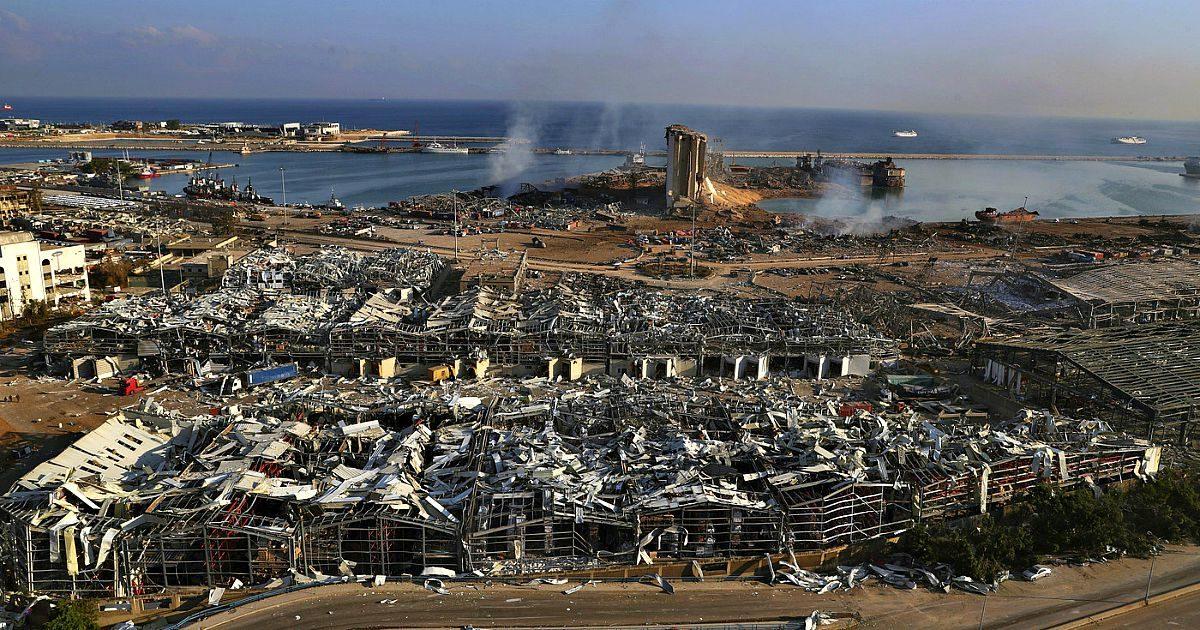 """Lino Guanciale a sostegno delle vittime dell'esplosione a Beirut: """"Chiedo anche a voi di sostenerli con una donazione"""""""