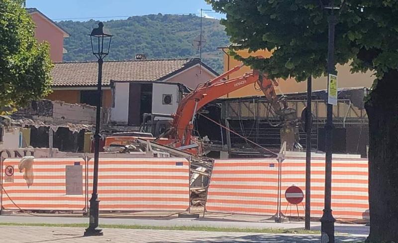Addio per sempre famoso al Qè di Avezzano, verrà demolito e al suo posto verrà costruito un condominio