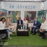 I prodotti artistici e culturali dell'Abruzzo protagonisti alla kermesse di Castel di Sangro per il ritiro del Napoli Calcio