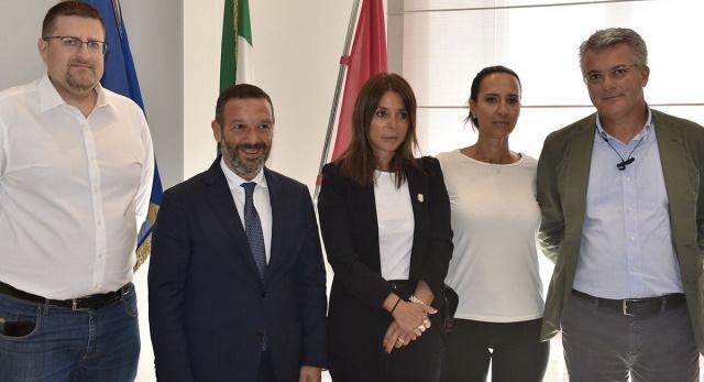 Si è insediato il Garante per l'infanzia e l'adolescenza della Regione Abruzzo, Maria Concetta Falivene