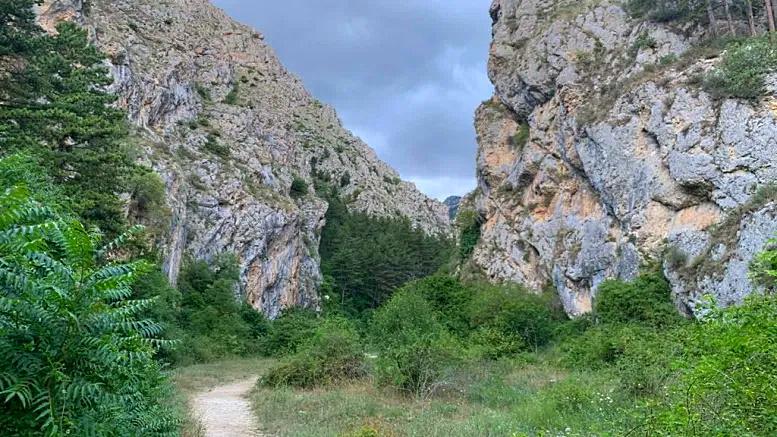 Dopo oltre 10 anni riaprono le Gole di Celano-Aielli, il più grande canyon del Centro Italia