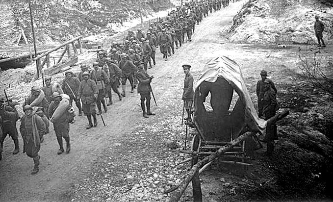 La Grande Guerra, mostra fotografica a Collelongo nei giorni 14, 15 e 16 agosto