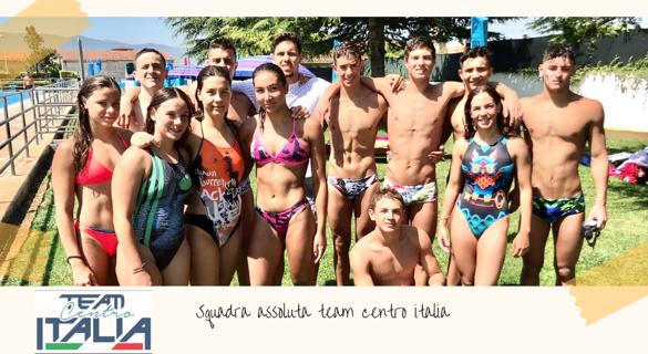 Il Team centro Italia torna a gareggiare