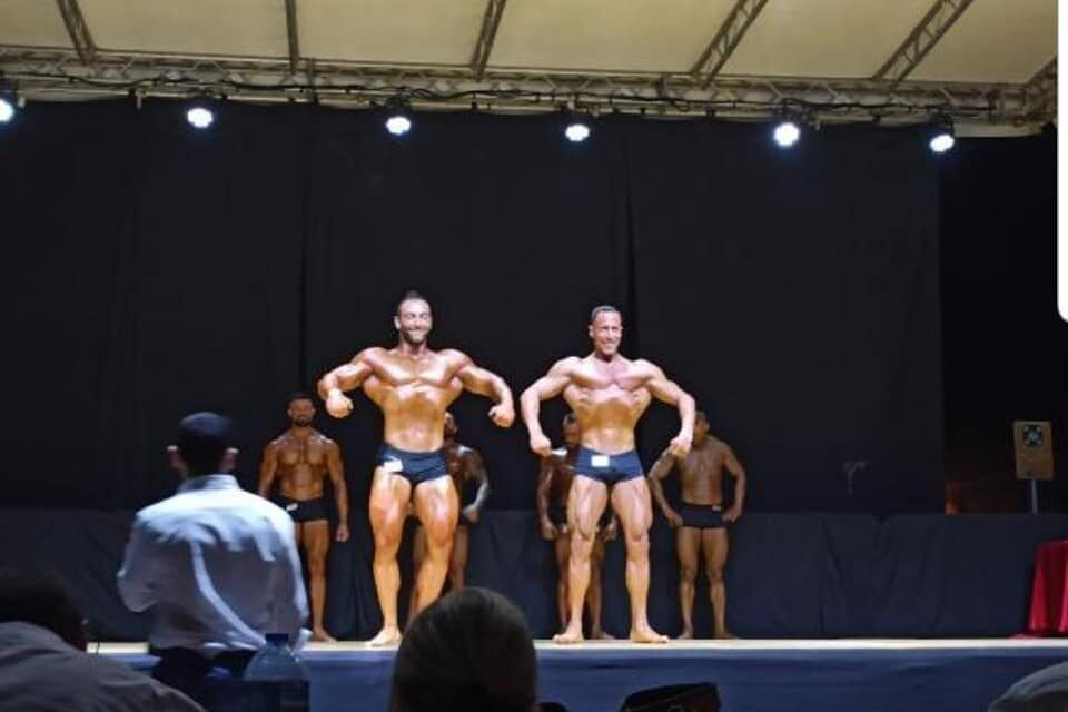 "Bodybuilding, Laghese e Martini brillano al ""The Athlete's Day"" di Caserta"