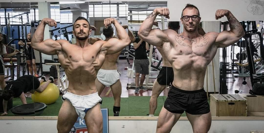 """Bodybuilding, Laghese e Martini brillano al """"The Athlete's Day"""" di Caserta"""