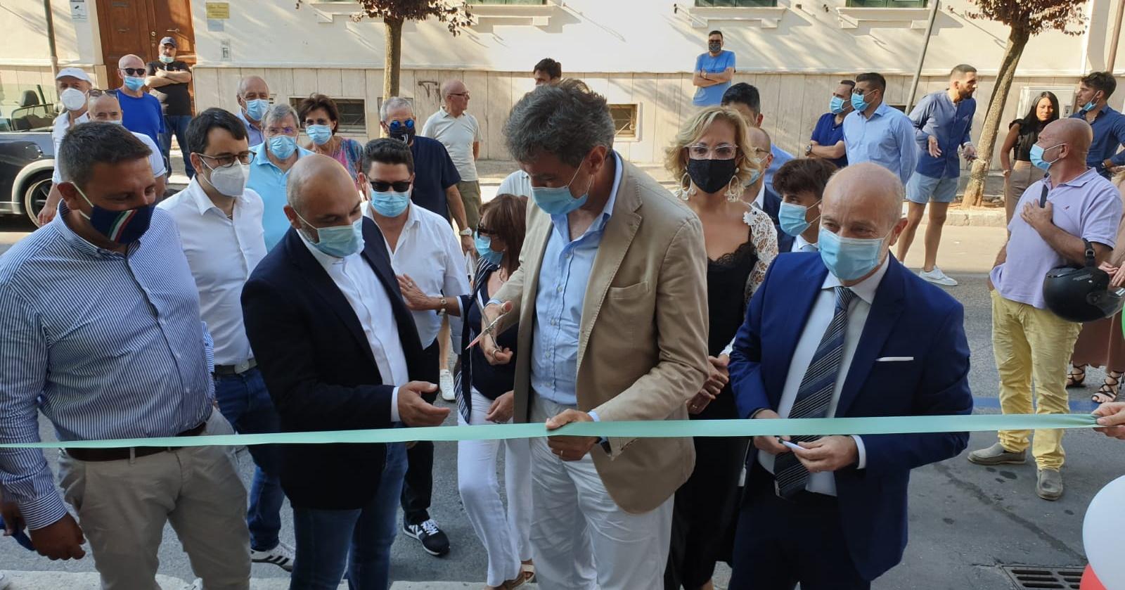 """Marsilio ad Avezzano per Genovesi promette che il primo ospedale a essere costruito in Abruzzo sarà quello di Avezzano: """"Fratelli d'Italia vuole essere in assoluto il primo partito della città"""""""