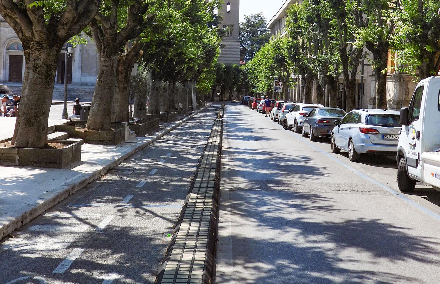 Domande e consigli del Comitato Mobilità Sostenibile Marsicana-Fiab ai candidati sindaco del comune di Avezzano