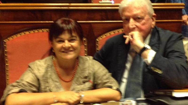 Sergio Zavoli nel commosso ricordo di Stefania Pezzopane