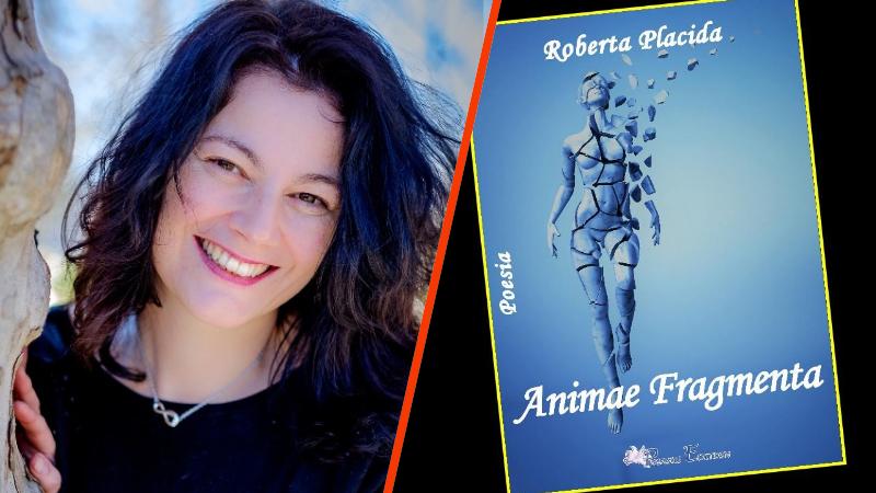 """La poetessa Roberta Placida presenta la sua Silloge """"Animae Fragmenta"""" a Tagliacozzo"""