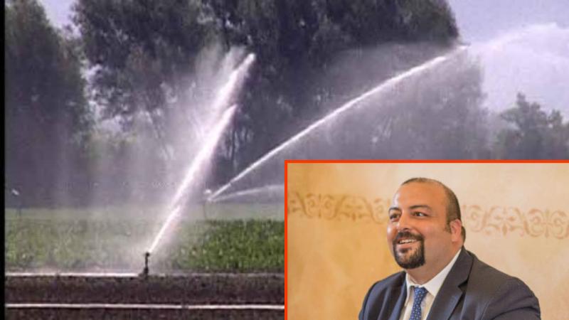 Mario Babbo interviene sulla questione dei fondi destinati all'impianto irriguo del Fucino