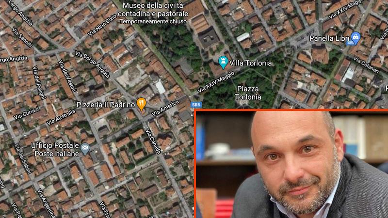 """Tiziano Genovesi incontra il comitato """"Quadrilatero"""""""