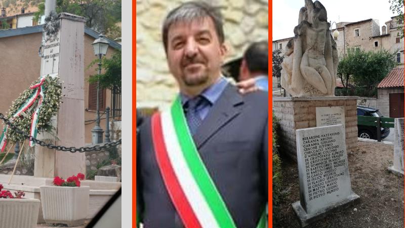 Commemorazione ai caduti di San Sebastiano dei Marsi ma non a Bisegna, protesta dei cittadini e replica del sindaco