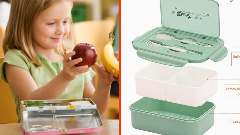 Dieta sana, riuso e plasticfree, i Comuni di Aielli e Cerchio donano le lunch box riutilizzabili ai bimbi della Scuola